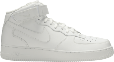 Nike Air Force 1 Mid '07 'White' White 315123-111-WECHAT-DS