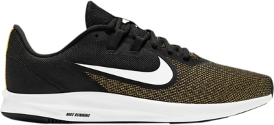 Nike Downshifter 9 'Black Laser Orange' Black AQ7481-800