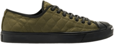 Converse Jack Purcell 'Green Black' Green 169598C