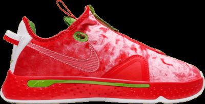 Nike PG 4 EP 'Christmas' Red CD5082-602