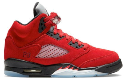 Air Jordan 5 Retro GS 'Raging Bull' 2021 Red 440888-600