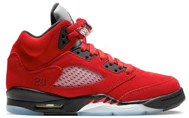 Air Jordan Air Jordan 5 Retro Raging Bulls (GS) (2021) Array 440888-600