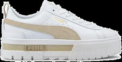 Puma Mayze Leather White 36 White 381983 002