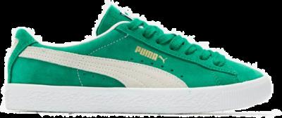 Puma Suede VTG Green 36 Green 374921 003