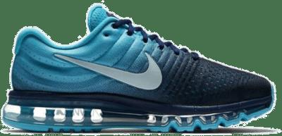 Nike Air Max 2017 Binary Blue 849559-404