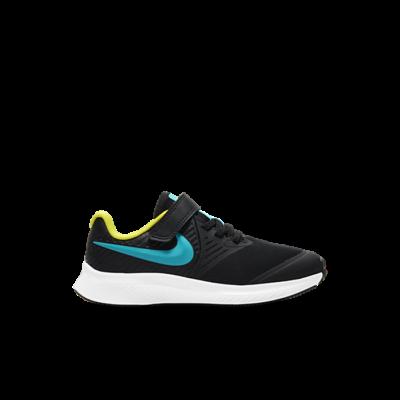 Nike Star Runner 2 Zwart AT1801-012