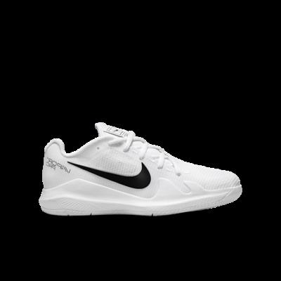 NikeCourt Jr. Vapor Pro Wit CV0863-124