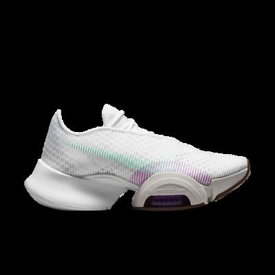 Nike Wmns Air Zoom SuperRep 2 'White Green Glow' White CU5925-135