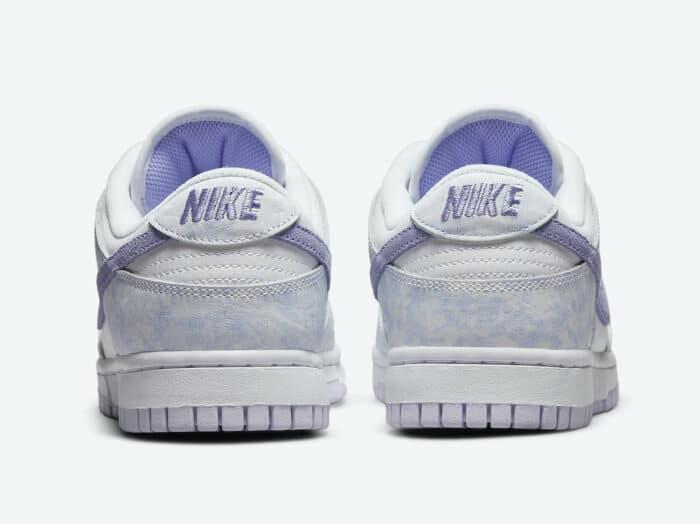 purple Nike Dunk Low