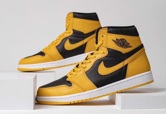 Nike jordan air 1 pollen