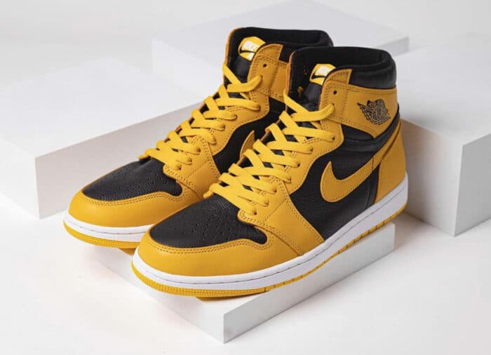 Nike Air 1 Jordan high pollen