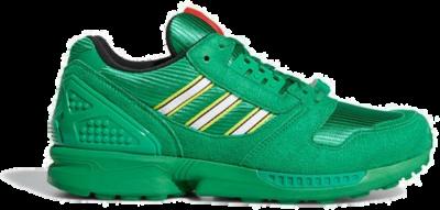 """Adidas ZX 8000 X LEGO """"Green"""" FY7082"""