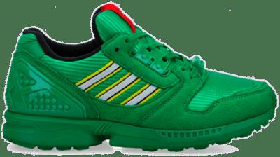adidas ZX 8000 J x LEGO 'Green'  GZ8208