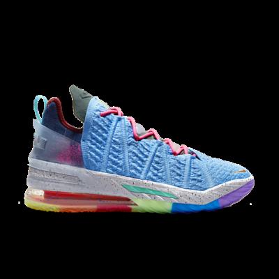 Nike LEBRON XVIII DM2813-400