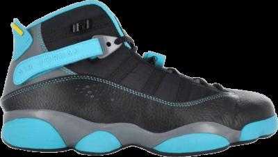 Air Jordan Jordan 6 Rings 'Gamma' Black 322992-089