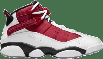 Jordan 6 Rings Carmine White 322992-106