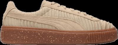 Puma Wmns Basket Platform OW 'Safari' Tan 364090-02