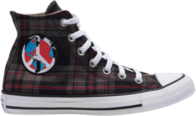 Converse Chuck Taylor All Star High 'World Peace – Brown' Brown 167415F