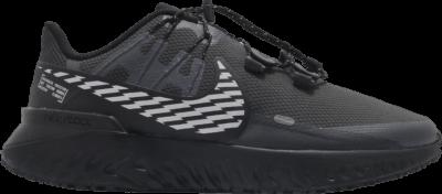 Nike Legend React 3 Shield 'Black Silver' Black CU3864-002