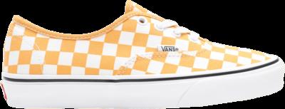 Vans Authentic 'Checkerboard – Golden Aspen' Yellow VN0A348A3XV