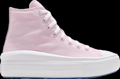 Converse Chuck Taylor All Star Move High 'Pink Foam' Pink 570260C