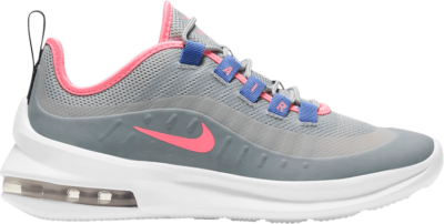 Nike Air Max Axis GS 'Light Smoke Grey Sunset Pulse' Grey AH5222-015