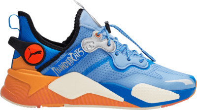 Puma Thundercats x RS-X 'T3CH – Lion-O' Blue 380339-01