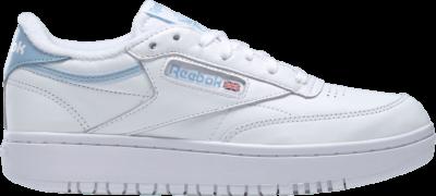Reebok Club C Double Schoenen White / White / White GZ5387