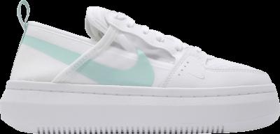 Nike Wmns Court Vision Alta TXT 'White Light Dew' White CW6536-100