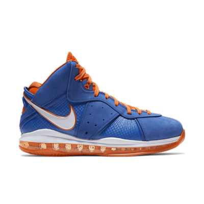 "Nike LEBRON 8 ""BLUE/ORANGE"" CV1750-400"