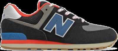 New Balance GC574 Junior Zwart 776091-40-8