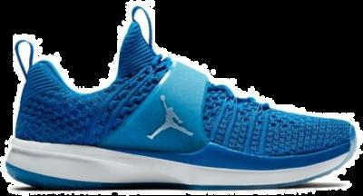 Jordan Trainer 2 Flyknit Blue 921210-402