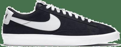 Nike Blazer Low '77 Suede Black/White-White Black DA7254-001