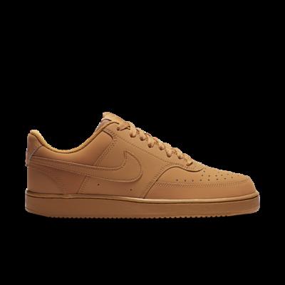 Nike Court Vision Low 'Flax Twine' Tan CD5463-200