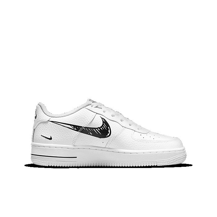 """Nike Air Force 1 """"White"""" SB DM3177-100 EU 35.5"""