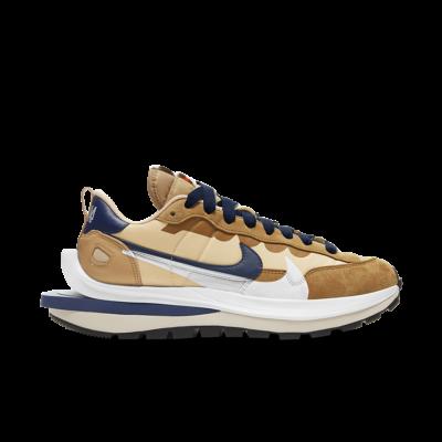 NikeLab Nike x sacai VaporWaffle 'Sesame and Blue Void'  DD1875-200