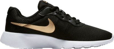 Nike Tanjun GS 'Black Gold' Black 818381-016