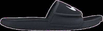 Nike Kawa Adjust Slide GS 'Black' Black 819344-001
