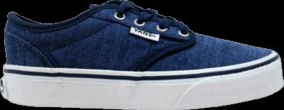 Vans Atwood Distress Kids 'Dress Blue' Blue VN0003Z9IDL