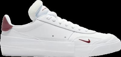 Nike Drop Type Premium GS 'White Team Red' White CQ4383-101