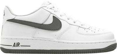 Nike Air Force 1 Low GS 'White Iron Grey' White DJ4617-100