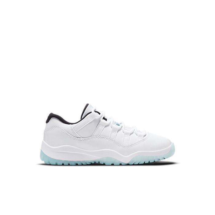 "Air Jordan 11 RETRO LOW (PS) ""LEGEND BLUE"" 505835-117"
