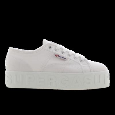 Superga 2790 3d Lettering White SUPS71183W-901