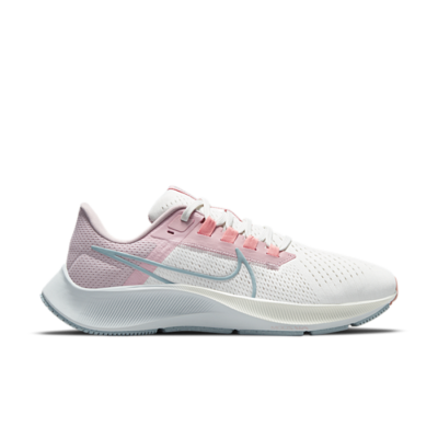 Nike Air Zoom Pegasus 38 Sail Ocean Cube Pink Crimson (W) CW7358-103