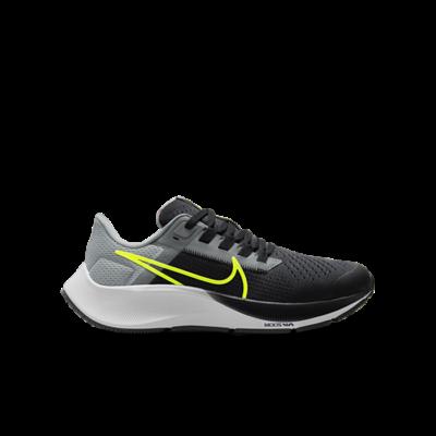 Nike Air Zoom Pegasus 38 GS 'Dark Smoke Grey Volt' Grey CZ4178-005