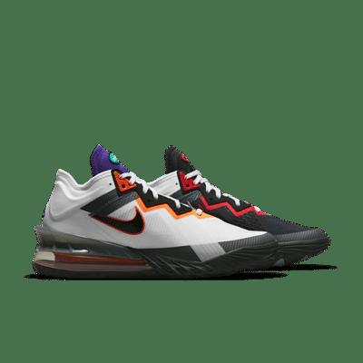 Nike LeBron 18 Low White CV7562-100