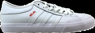 adidas Matchcourt X Helas White/White BY4535