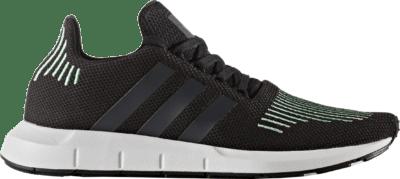 adidas Swift Run Black White CG4110
