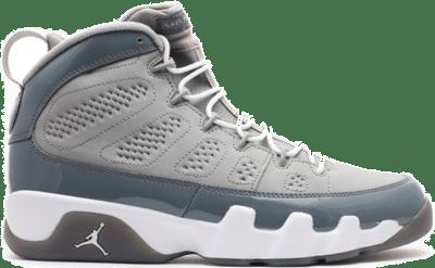 Jordan 9 Retro Cool Grey 2012 (GS) 302359-015