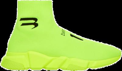 Balenciaga Speed 13 Fluo Yellow 645734W2DBV7310